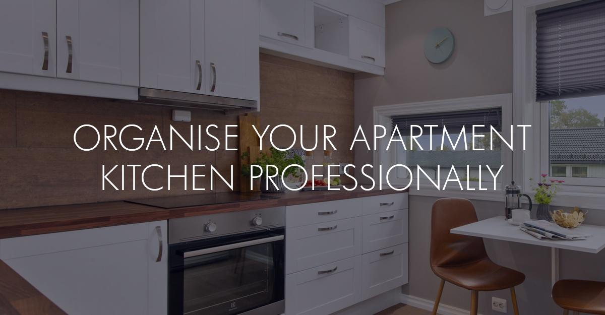 Apartment Kitchen - Krisumi