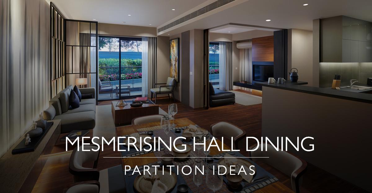 Hall Dining Design-Krisumi Waterfall Residences